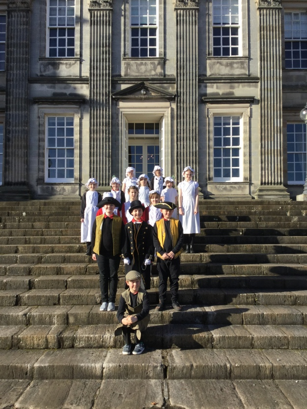 Hopetoun House Group Photo